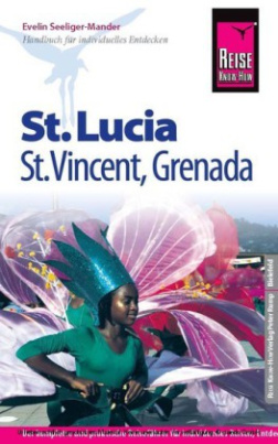 Reise Know-How St. Lucia, St. Vincent, Grenada