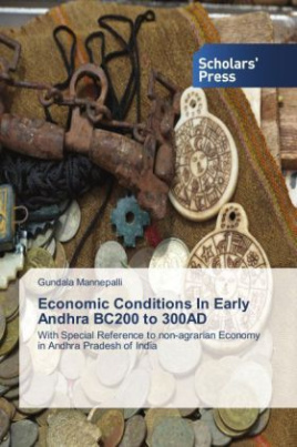 Economic Conditions In Early Andhra BC200 to 300AD