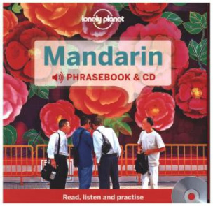 Lonely Planet Mandarin Phrasebook, w. audio-CD