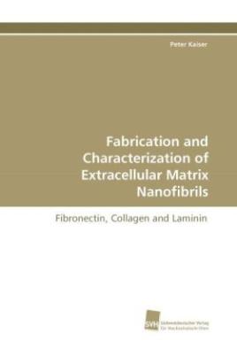Fabrication and Characterization of Extracellular Matrix Nanofibrils