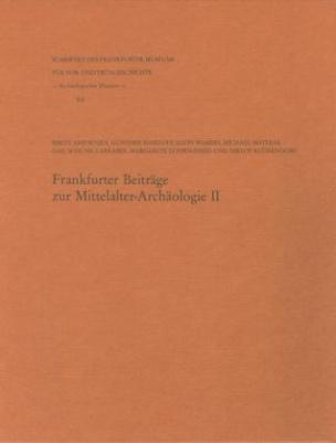 Frankfurter Beiträge zur Mittelalter-Archäologie. Bd.2/1990