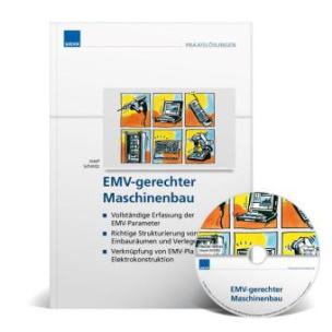 EMV-gerechter Maschinenbau, m. CD-ROM