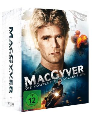 MacGyver - Die komplette Serie