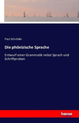 Die phönizische Sprache