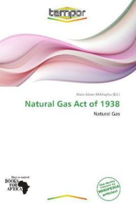 Natural Gas Act of 1938