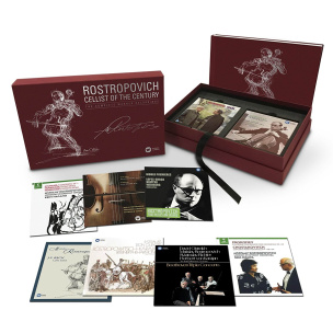 Rostropowitsch-Edition (Deluxe)