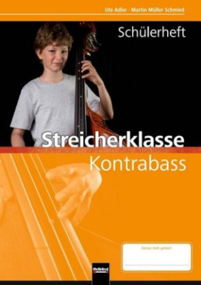 5./6. Klasse, Schülerheft - Kontrabass