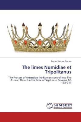 The limes Numidiae et Tripolitanus