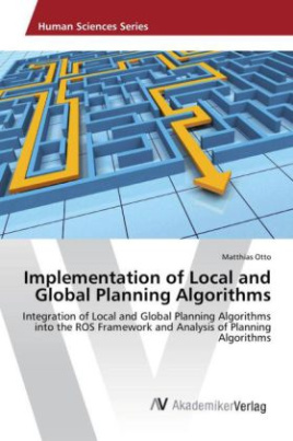 Implementation of Local and Global Planning Algorithms