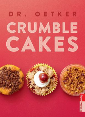 Dr. Oetker Crumble Cakes