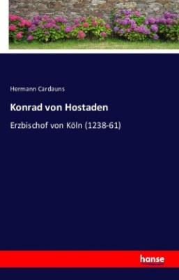 Konrad von Hostaden