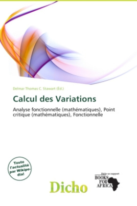 Calcul des Variations