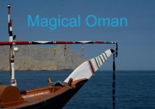 Magical Oman (Poster Book DIN A3 Landscape)