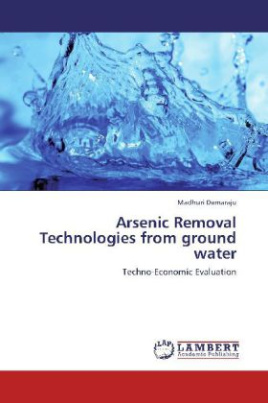 Arsenic Removal Technologies from ground water