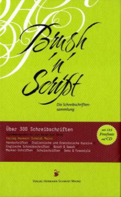 Brush 'n' Script, m. CD-ROM
