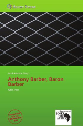 Anthony Barber, Baron Barber
