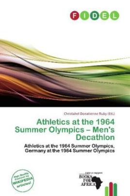 Athletics at the 1964 Summer Olympics - Men's Decathlon