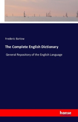 The Complete English Dictionary