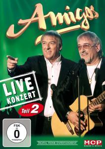 Amigos - Live in Konzert Teil 2
