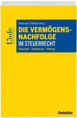 Vermögensnachfolge im Steuerrecht (f. Österreich)