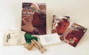 Musikgarten für Babys, Komplett-Angebot. Tle.1+2