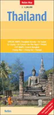 Nelles Maps Thailand