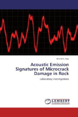 Acoustic Emission Signatures of Microcrack Damage in Rock