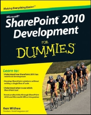 SharePoint 2010 Development For Dummies®