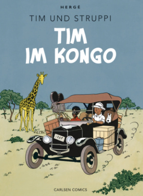 Tim im Kongo