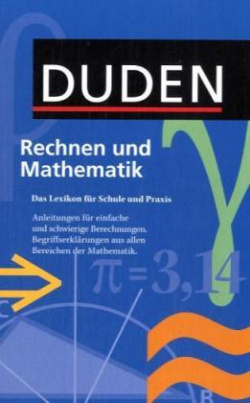 Duden Rechnen und Mathematik