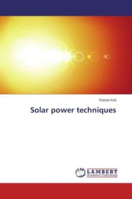 Solar power techniques