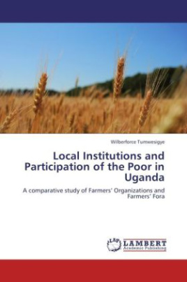 Local Institutions and Participation of the Poor in Uganda