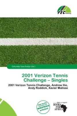 2001 Verizon Tennis Challenge - Singles