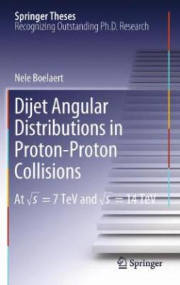 Dijet Angular Distributions in Proton-Proton Collisions