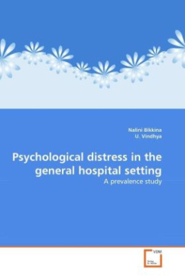 Psychological distress in the general hospital setting