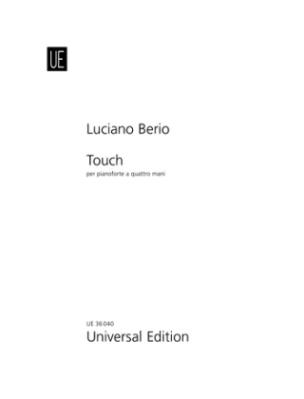Touch für Klavier vierhändig