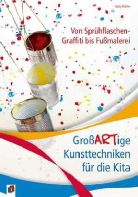 Von Sprühflaschen-Graffiti bis Fußmalerei