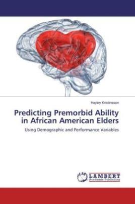 Predicting Premorbid Ability in African American Elders