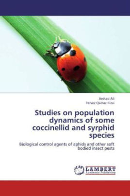 Studies on population dynamics of some coccinellid and syrphid species