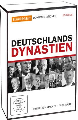 Deutschlands DynastienPioniere, Macher, Visionäre