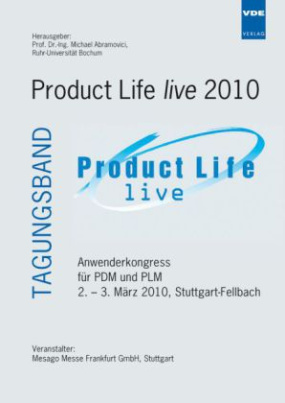 Product Life live 2010, m. CD-ROM
