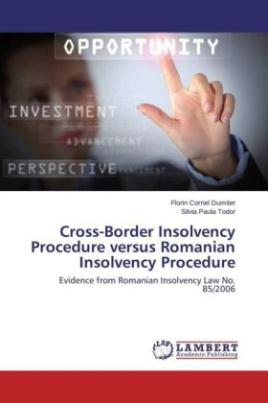 Cross-Border Insolvency Procedure versus Romanian Insolvency Procedure