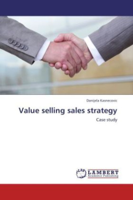 Value selling sales strategy