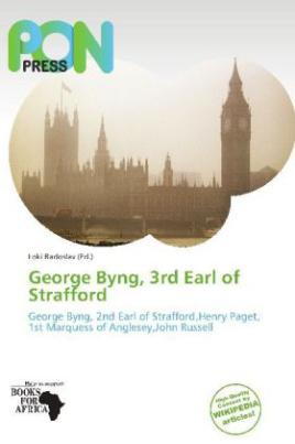 George Byng, 3rd Earl of Strafford
