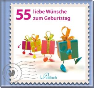 55 liebe Wünsche zum Geburtstag