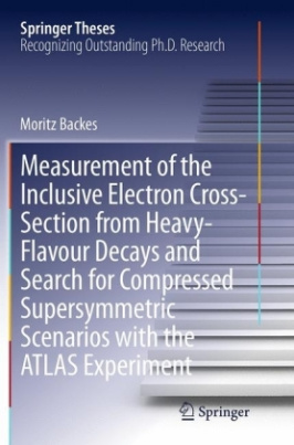 Measurement of the Inclusive Electron Cross-Section from Heavy-Flavour Decays and Search for Compressed Supersymmetric Scenarios with the ATLAS Experiment