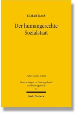 Der humangerechte Sozialstaat
