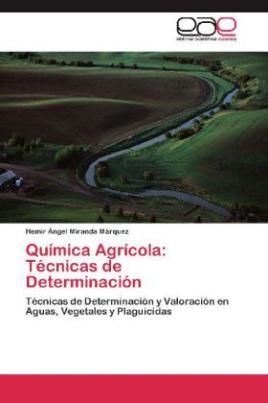 Química Agrícola: Técnicas de Determinación
