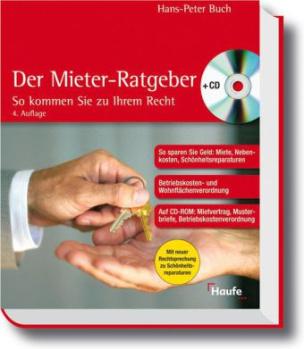 Der Mieter-Ratgeber, m. CD-ROM