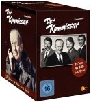 Der Kommissar - Kollektion 1-4 (26DVD)